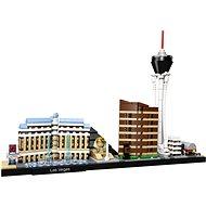 LEGO Architecture 21047 Las Vegas - Építőjáték