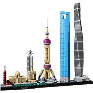 LEGO Architecture 21039 Shanghai - Építőjáték
