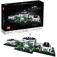 LEGO Architecture 21054 Fehér Ház - LEGO