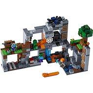 LEGO Minecraft 21147 Kalandok az alapköveknél - Építőjáték