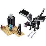 LEGO Minecraft 21151 Párbaj az End világban - Építőjáték