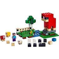 LEGO Minecraft 21153 Juhfarm - Építőjáték