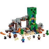 LEGO Minecraft 21155 Borzongás bánya - Építőjáték