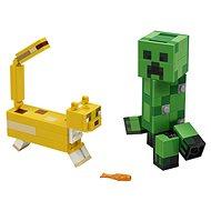 LEGO Minecraft 21156 BigFig Creeper™ és Ocelot - LEGO