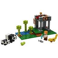 LEGO Minecraft 21158 A pandabölcsőde - LEGO