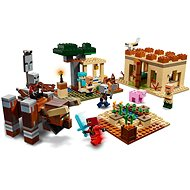 LEGO Minecraft 21160 A falusi rajtaütés - LEGO