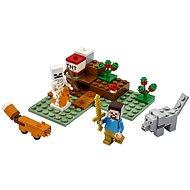 LEGO Minecraft 21162 A tajgai kaland - LEGO