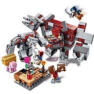 LEGO Minecraft 21163 A Vöröskő csata - LEGO építőjáték