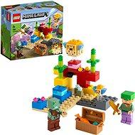LEGO Minecraft 21164 A korallzátony - LEGO