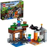 """LEGO Minecraft 21166 Az """"elhagyatott"""" bánya - LEGO"""