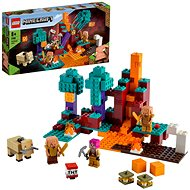 LEGO Minecraft 21168 A mocsaras erdő - LEGO