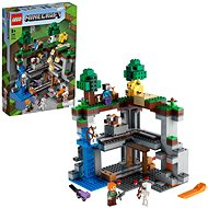 LEGO Minecraft 21169 Az első kaland - LEGO