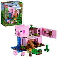 LEGO Minecraft 21170 A malac háza - LEGO