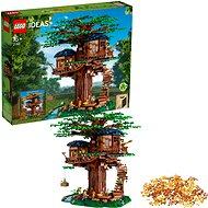 LEGO Ideas 21318 Lombház - Építőjáték