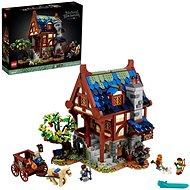 LEGO® Ideas 21325 Középkori kovács - LEGO