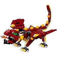 LEGO Creator 31073 Mesebeli lények - Építőjáték