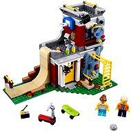 LEGO Creator 31081 Moduláris korcsolyapálya - Építőjáték
