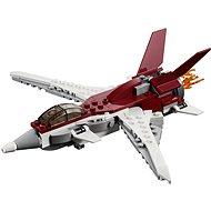LEGO Creator 31086 Futurisztikus repülő - LEGO építőjáték