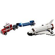 LEGO Creator 31091 Űrsikló szállító - LEGO építőjáték