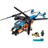 LEGO Creator 31096 Ikerrotoros helikopter - LEGO építőjáték