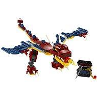 LEGO Creator 31102 Tűzsárkány - LEGO építőjáték