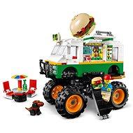 LEGO Creator 31104 Óriás hamburgeres teherautó - LEGO építőjáték