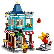LEGO Creator 31105 Városi játékbolt - LEGO építőjáték
