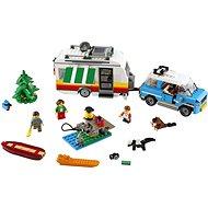 LEGO Creator 31108 Családi vakáció lakókocsival - LEGO építőjáték