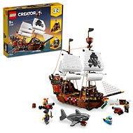 LEGO Creator 31109 Kalózhajó - LEGO építőjáték