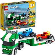 LEGO Creator 31113 Versenyautó szállító - LEGO