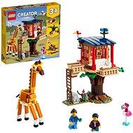 LEGO Creator 31116 Szafari lombház a vadonban - LEGO