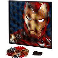 LEGO ART 31199 Marvel Studios: Vasember - LEGO