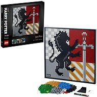 LEGO® Art 31201 Harry Potter™ Roxfort címere - LEGO