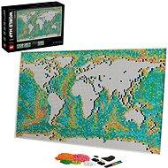LEGO® Art 31203 Világtérkép - LEGO