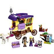 LEGO Disney 41157 Aranyhaj utazó lakókocsija - Építőjáték