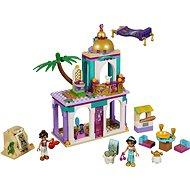 LEGO Disney 41161 Aladdin és Jázmin kalandjai a palotában - Építőjáték
