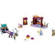 LEGO Princess 41166 Elza kocsis kalandja - LEGO