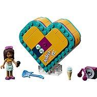 LEGO Friends 41354 Andrea szív alakú doboza - Építőjáték