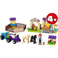 LEGO Friends 41361 Mia csikóistállója - Építőjáték