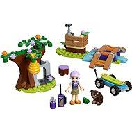 LEGO Friends 41363 Mia erdei kalandja