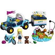 LEGO Friends 41364 Stephanie dzsipje