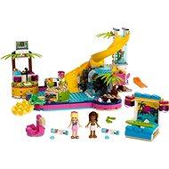 LEGO Friends 41374 Andrea medencés partija - LEGO építőjáték