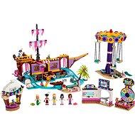LEGO Friends 41375 Tengerparti vidámpark - LEGO építőjáték