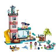 LEGO Friends 41380 Világítótorony mentőközpont - LEGO építőjáték