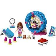 LEGO Friends 41383 Olivia hörcsögjátszótere - LEGO építőjáték