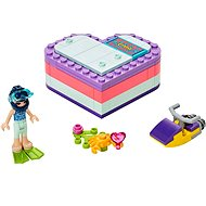 LEGO Friends 41385 Emma nyári szív alakú doboza - Építőjáték