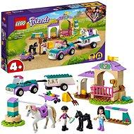 LEGO® Friends 41441 Lovasiskola és utánfutó - LEGO