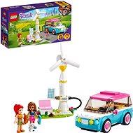 LEGO Friends 41443 Olivia elektromos autója - LEGO