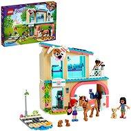 LEGO Friends 41446 Heartlake city állatklinika - LEGO