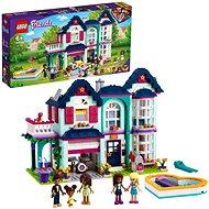 LEGO Friends 41449 Andrea családi háza - LEGO